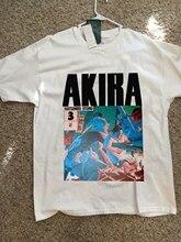 Vintage Akira 90S Katsuhiro Utomo Shirt Reprint