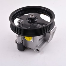 CAPQX Power Steering Pump for JAGUAR S-TYPE CCX XF J05 CC9 XJ X350 X358 1999 - 2006 2007 2008 2009 2010 2011 2012 2013 C2C35302