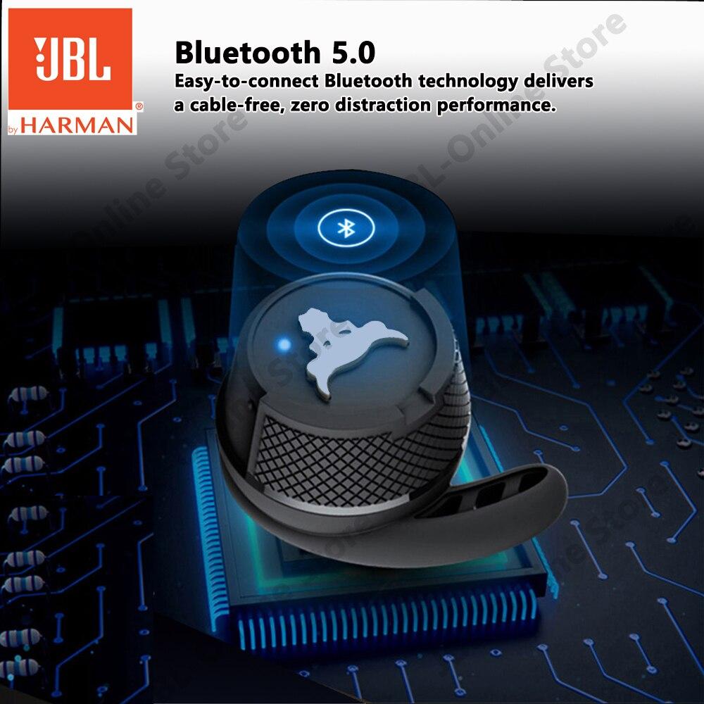 JBL Original UA Project Rock True Wireless X Bluetooth Headsets In-Ear IPX7 Stereo Headphone with Mic Earbuds Sport Earphone enlarge