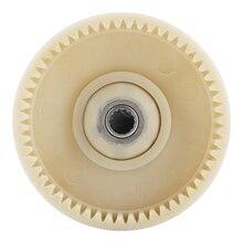 Engrenage intérieur de scie à chaîne électrique   En plastique ABS blanc, engrenage électrique pour produits 107713-01 et 717-04749, outils robustes et durables