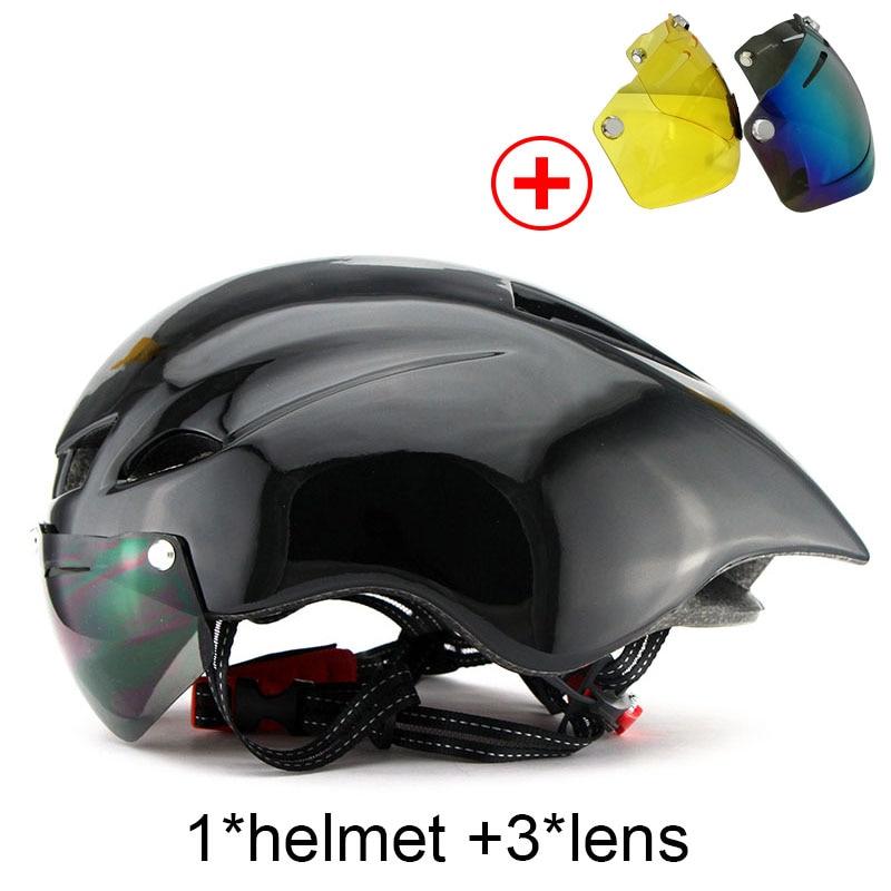 Casco ultraligero para ciclismo para hombre y mujer, cascos de seguridad para...