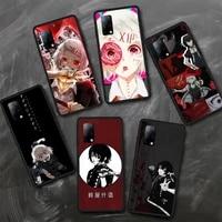 anime juuzou suzuya tokyo ghouls phone case tpu for samsung galaxy j2 j4 j5 j6 j7 j8 note 5 7 8 9 10 20 2018 cover