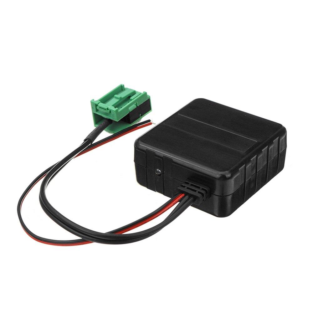 Módulo bluetooth para coche auxiliar, receptor de música, adaptador de Cable para Mercedes CLC SLK SL 2008 Comand NTG Radio Media Interfac