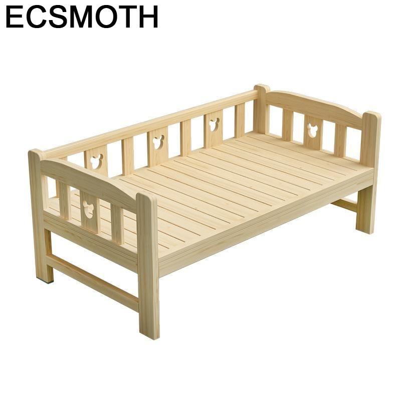 Tempat Tidur Tingkat Children Cocuk Yataklari Toddler Litera Lit Enfant Cama Infantil Muebles Bedroom Wodden Baby Furniture Bed