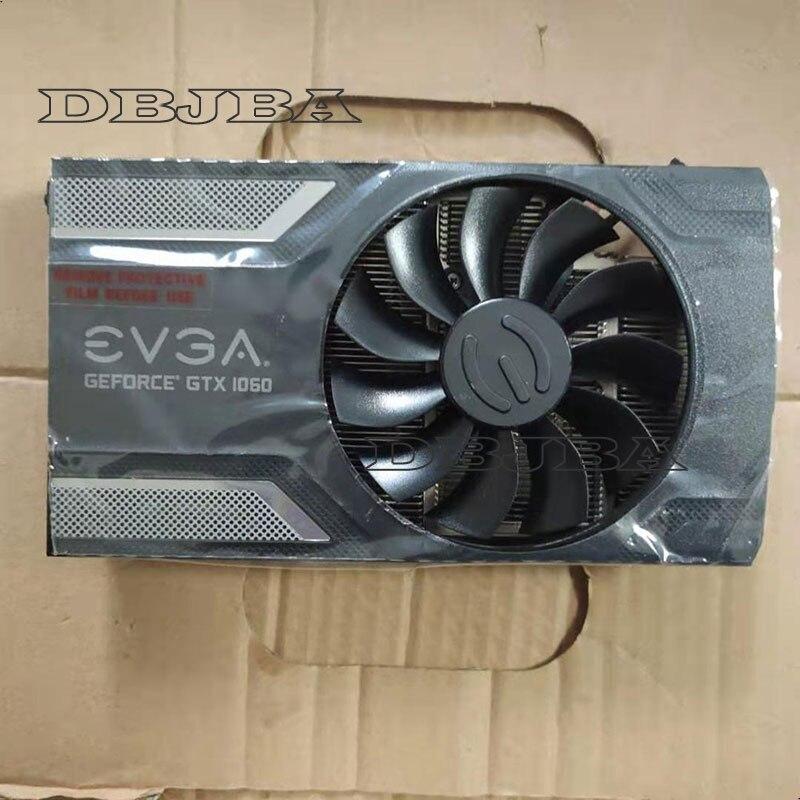 Ventilador de refrigeración para GeForce GTX 1060 ventilador de tarjeta gráfica para juegos