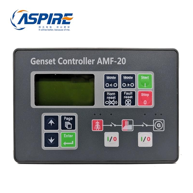 وحدة تحكم مولد AMF20 ، وحدة تحكم AMF 20