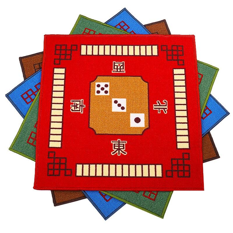 حصيرة mahjong من القماش, استخدام منزلي بطانية سميكة من mahjong