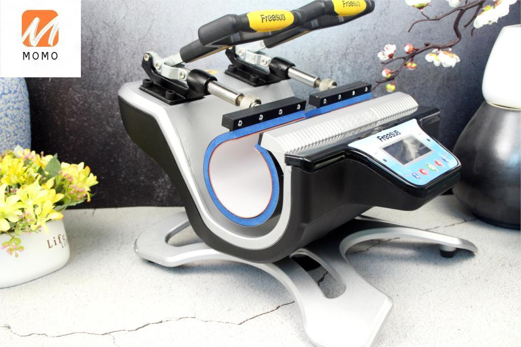 Hot Sale 210 Double Station Cup Printing Machine Sublimation Hot Press for Double 11 Oz Cup Printing enlarge
