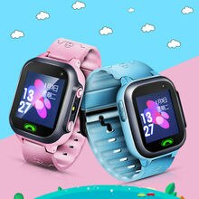 Kinder Kinder Smart Uhr Telefon mit Kamera/GPS Tracker/SIM Karte/SOS