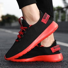New trendy brand breathable casual sports shoes men's shoes simple and versatile soft-soled shoes Ko