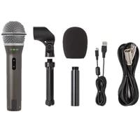 100 original samson q2u handheld dynamic usb microphone with xlr and usb io high quality