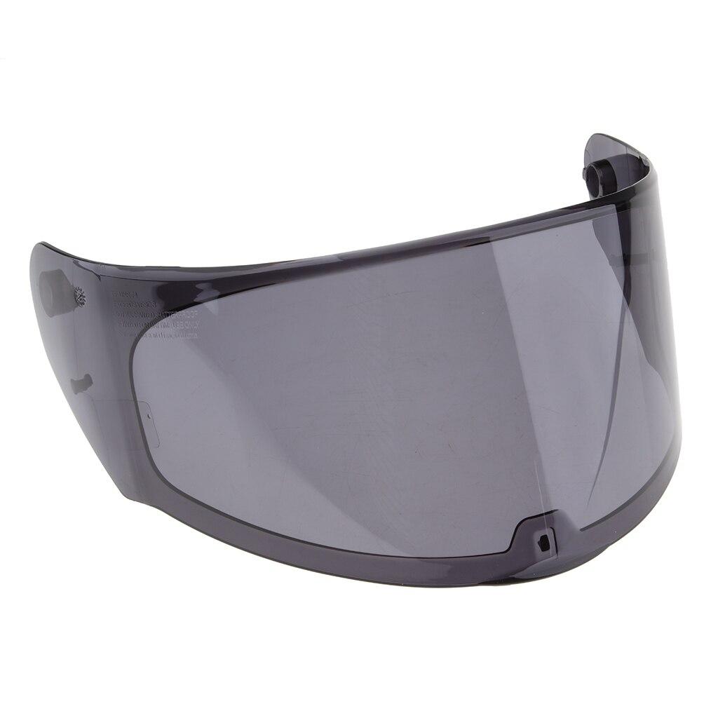 Casco para motocicleta, visera, casco para adulto, protector, lente Anti-UV para LS2 FF320 328 353, resistente a arañazos, accesorios para motocicleta