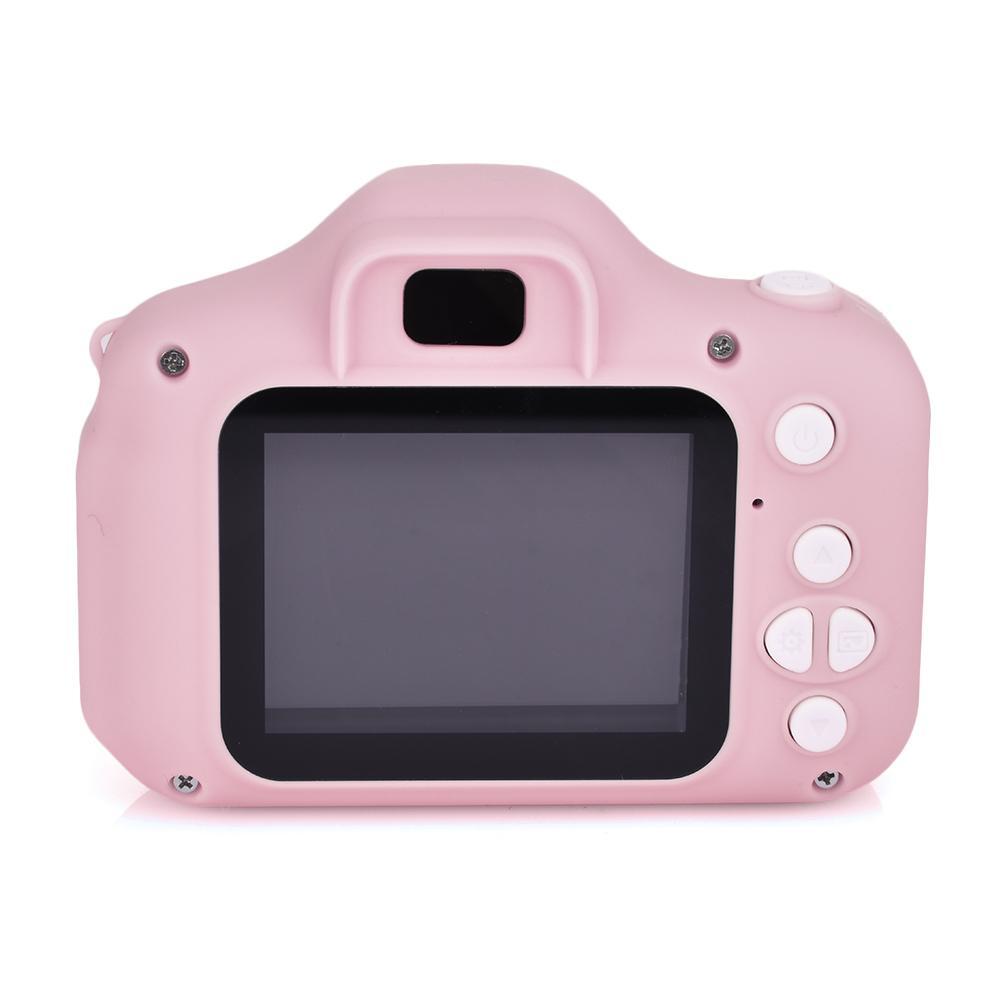 Cámara Digital de juguete para niños, Mini cámara C3 Pig de Chico,...