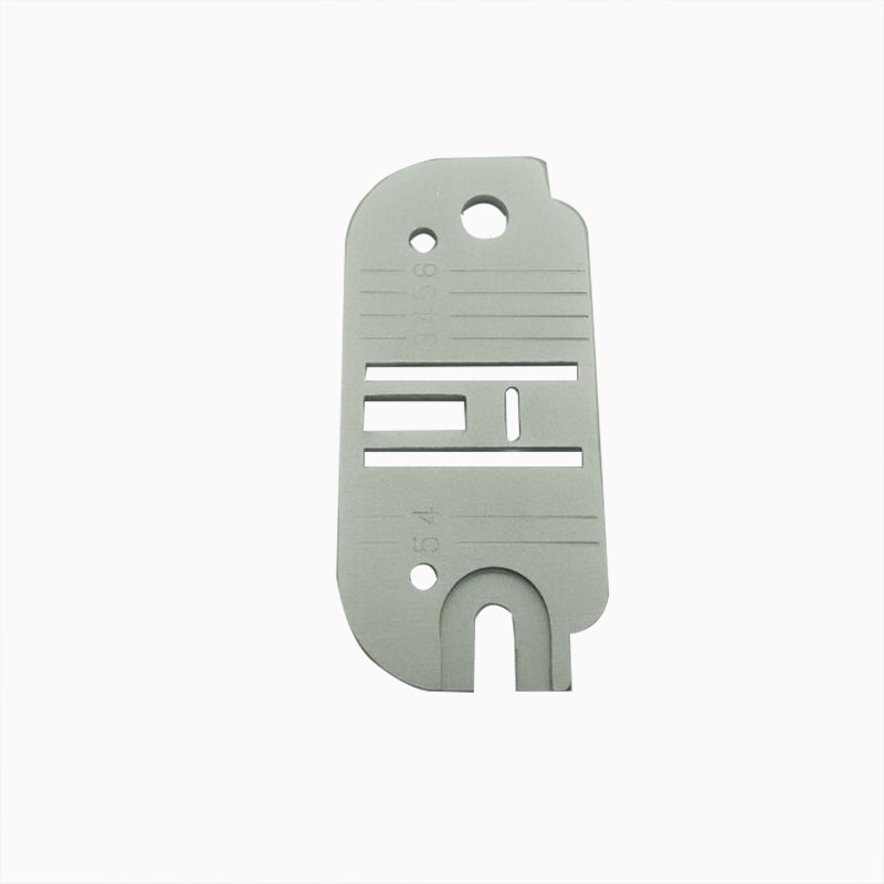 Piezas de Máquina DE COSER doméstica, placa de aguja Singer #312391