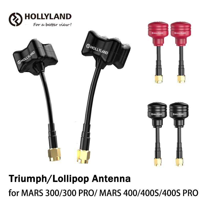 Hollyland-هوائي المصاصة ، نظام نقل فيديو لاسلكي لـ Mars 300 Pro Mars 300 400S Pro ، 400