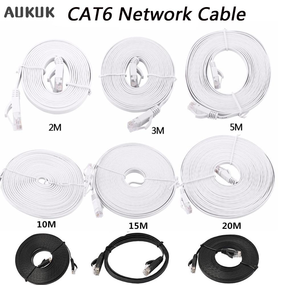 Cable Ethernet para enrutador de ordenador portátil, Cable de conexión Lan RJ45,...
