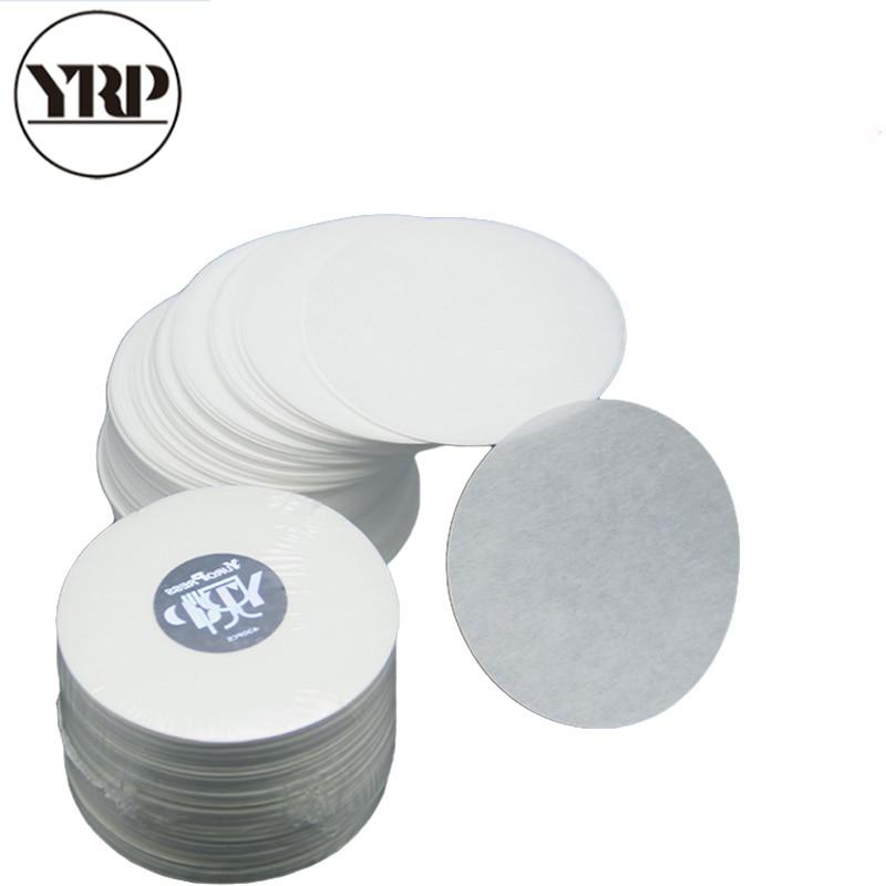 Yuropress/aeropress profissional redondo papel de filtro 350 pçs/saco imprensa francesa máquina café chá ferramentas acessórios filtros
