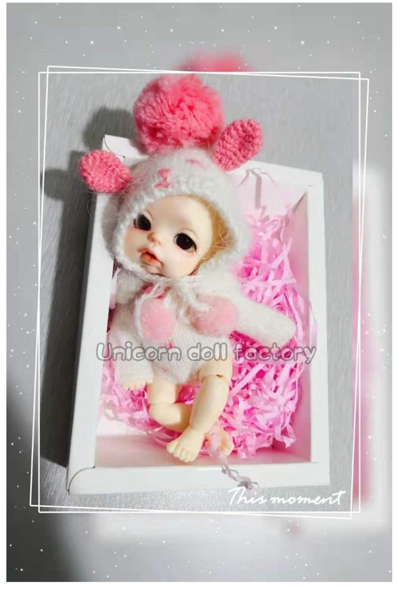 BJD-دمية أزياء Gua Ge 1/8 ، هدية عيد ميلاد ، شحن مجاني