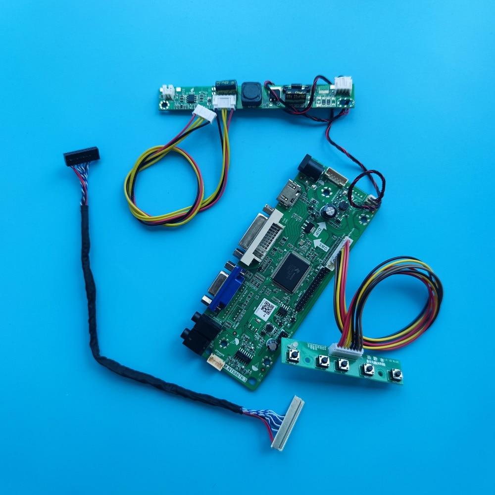 عدة ل 30pin 1920X1080 LM215WF3-SLL1/SLQ1/SLC5/SLE1/SSC1/SLC7/SLD1/s2 l4 جهاز تحكم بالشاشة مجلس M.NT68676 DVI VGA LCD 21.5