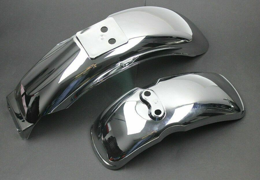 Guardabarros de plástico, cubierta de batería de rueda trasera delantera para Honda Mini Monkey Gorilla Z50 Z50A Z50J Z110 Z125 Trail Bike