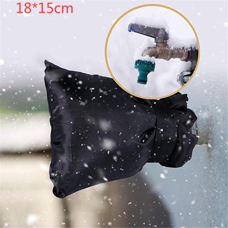 2019 novo inverno torneira-capa geada-proteção-capa de poupança-torneira ao ar livre inverno 1 pçs anti-congelamento dropshipping