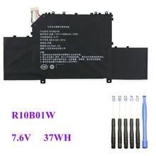 "New R10B01W Laptop Battery For Xiaomi Mi Air 12.5"" Inch 161201-01 161201-AA R10BO1W R10B01W 7.6"