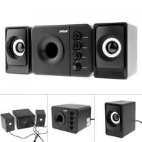 sada d 205 usb2 0 subwoofer computer speaker with 3 5mm audio plug and usb power plug for desktop pc laptop mp3 cellphone mp4