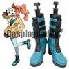 Pokemon Pocket Monsters Sword and Shield Twilight Wings Hakumei no Tsubasa Galar Sonia Anime Game Cosplay Shoes Boots C006