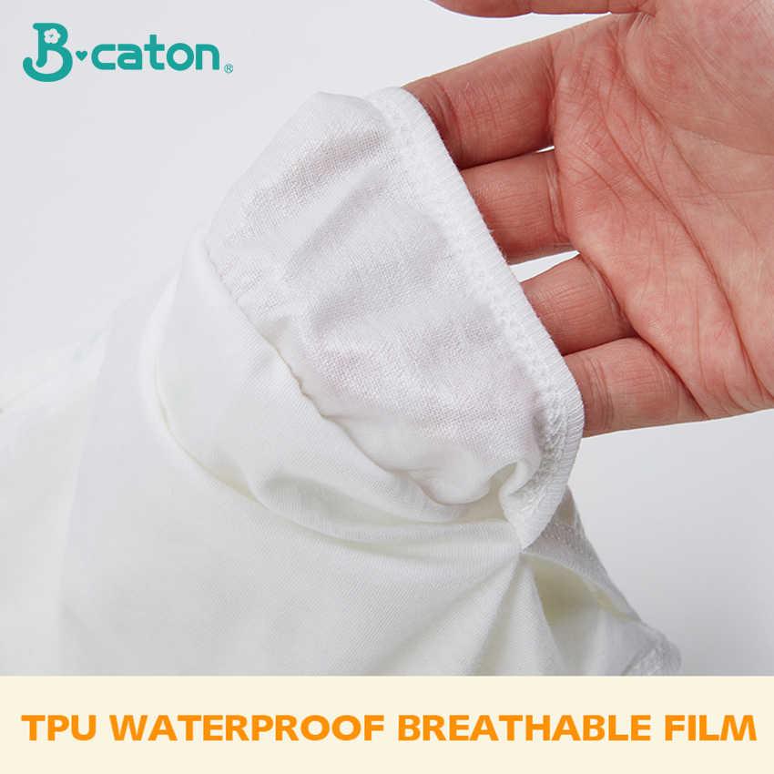 Pañales Reutilizables Para Bebé Pantalones De Tela De Algodón Cintura Alta Protección De Cable Umbilical Elástica Suave Tpu Impermeable Pañales De Bebé Aliexpress