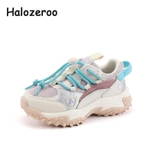 Autumn Kids Sport Sneakers Baby Boys Slip On Running Shoes Children Mesh Casual Sneakers Girls Brand