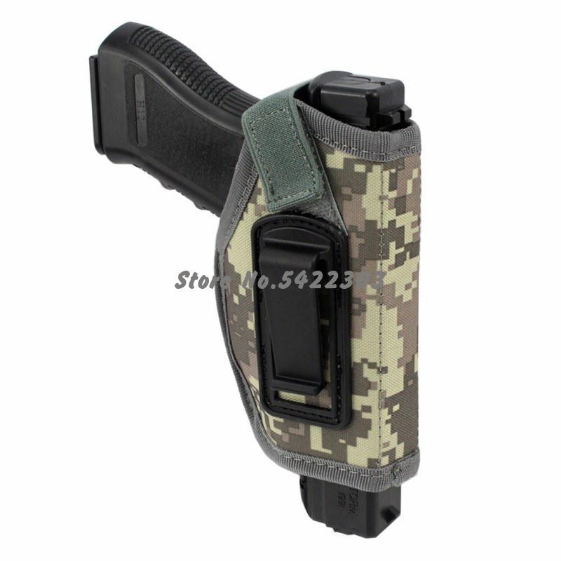 Охотничий аксессуар сумка для охоты тактический пистолет скрытый ремень кобура