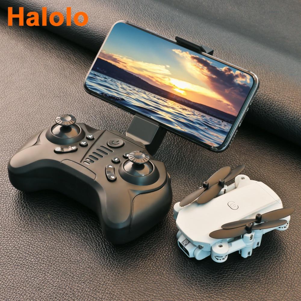 Halolo Mini RC drone 4K HD Camera WiFi Fpv LS-MIN RC Foldable...