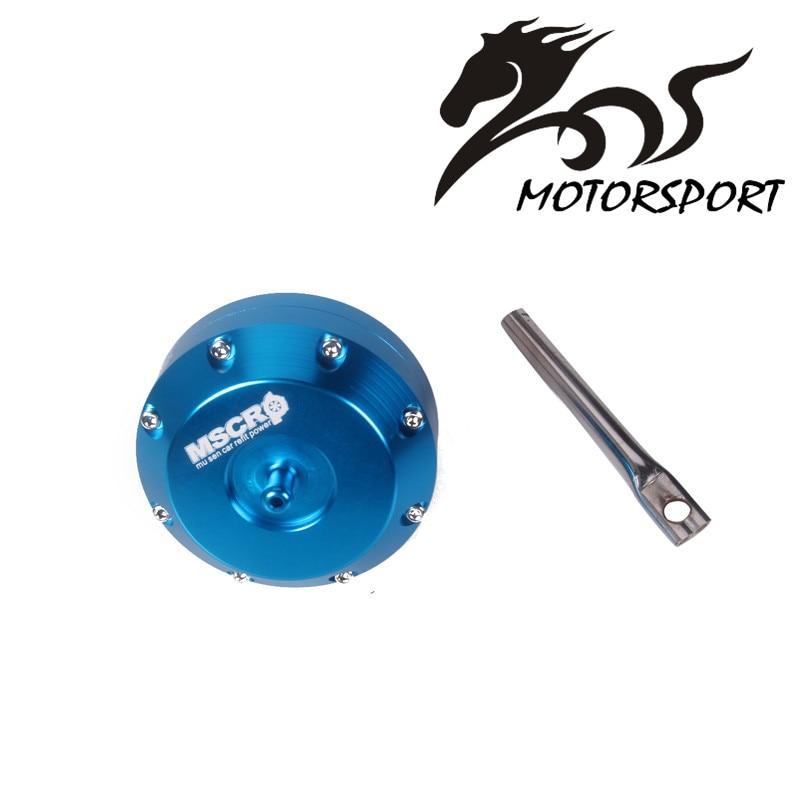 Actuador Turbo de aluminio de palanquilla de 2,00 pulgadas, válvula de descarga...