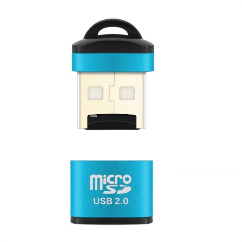 Lector de tarjetas USB 2,0 tipo C, USB-C de tarjetas de memoria...