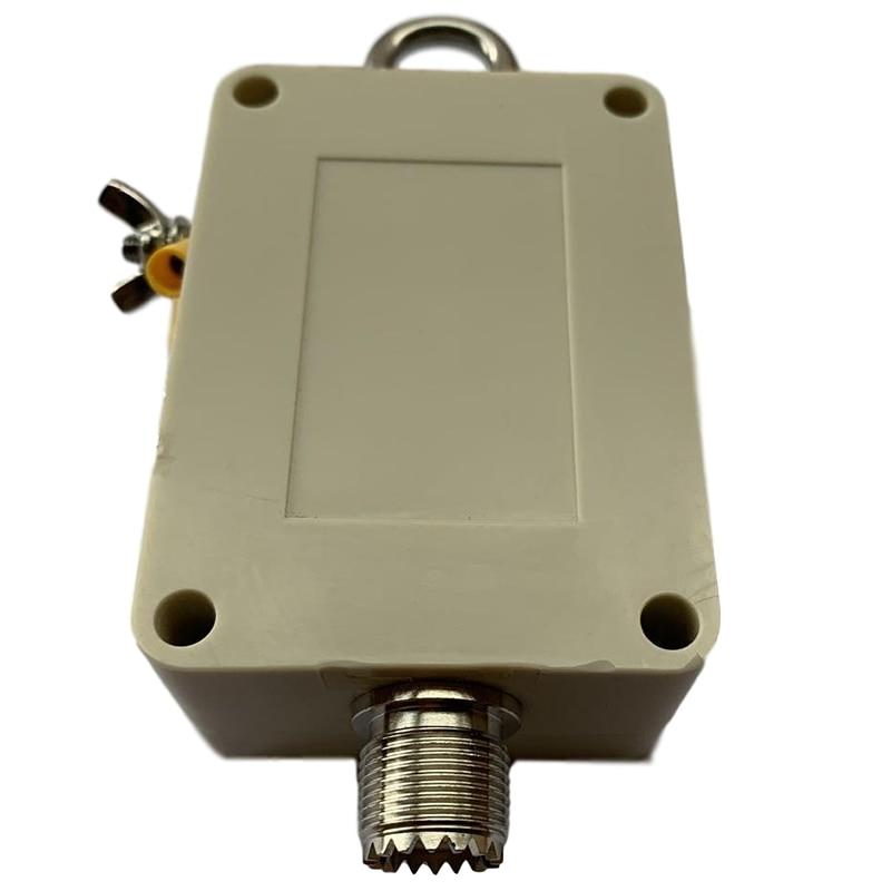 1:49 - 49:1 Balun for HF Short Wave Four Band 5-35MHZ End Fed Half-Wave EFHW Antenna 100W HAM