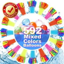 Water Balloons for Kids Girls Boys Balloons Set Party Games Quick Fill Balloons 999 Bunches for Swim