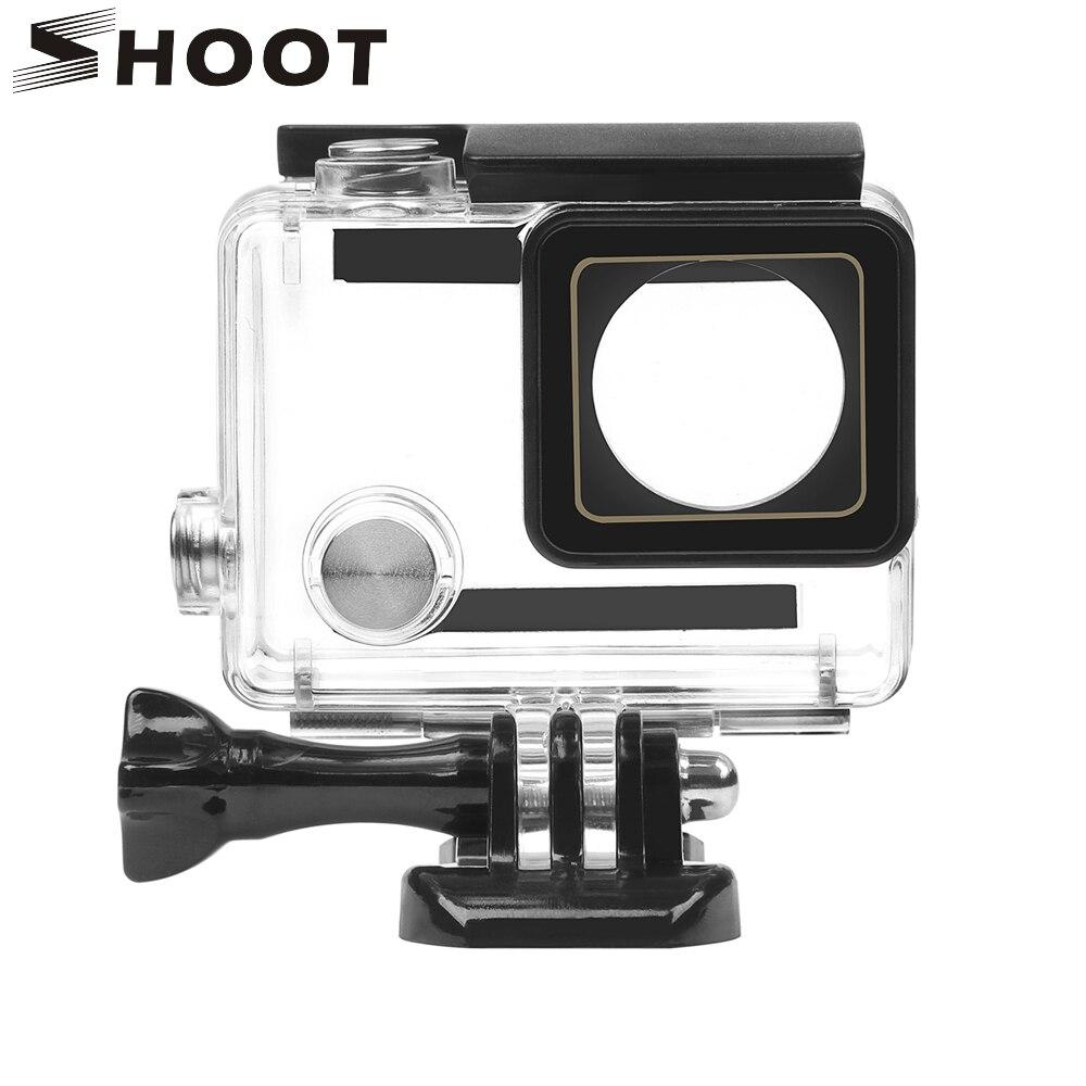 SHOOT-funda impermeable para cámara de acción GoPro Hero 4 3 +, 30M,...