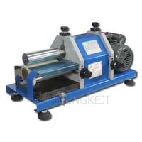 220v white latex glue machine electric edge coating machine semi automatic leather carton leather shoes midsole gluing equipment