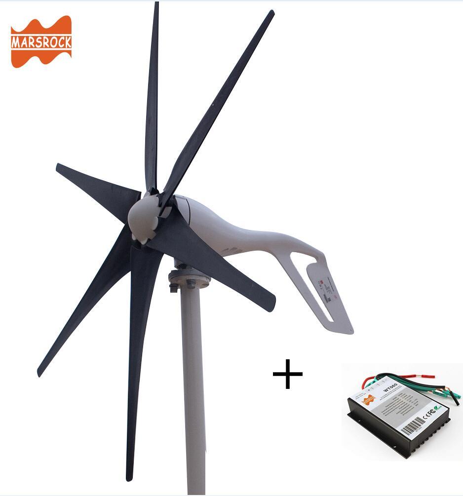 شحن مجاني 400 واط acخزف/24 فولت ملون الرياح مولد تربيني طاحونة صغيرة للمنزل أو قارب استخدام مع الحرة 600 واط الرياح تحكم