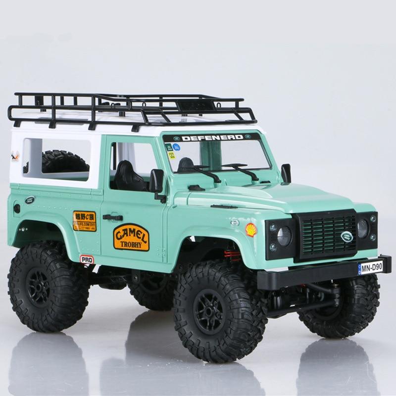 Rc Cars Electric Car Child Radio Control Cars Remote Control Car Simulation Half-scale Climbing Car RC Off-road Vehicle 1:12 enlarge
