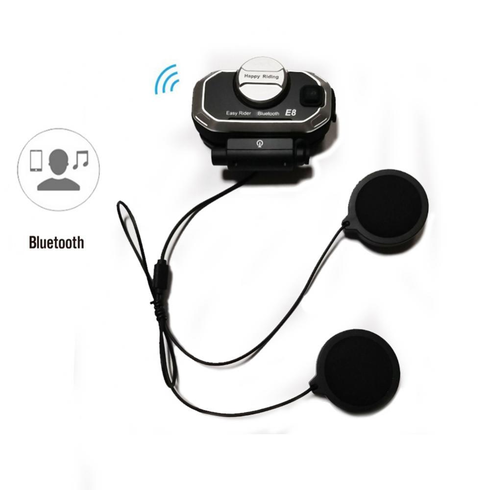 80% Dropshipping!!Motorcycle Hands-free Bluetooth V5.0 Helmet FM Headphone Music Stereo Earphone enlarge