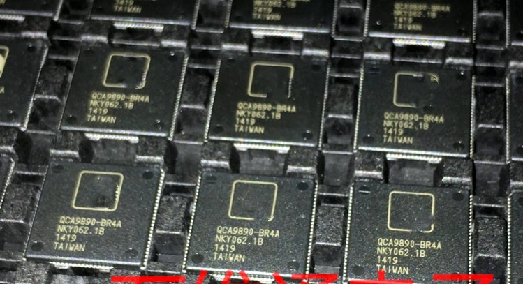 2-10pcs New QCA9890-BR4A QFN108 QCA9890 Wireless network card chip