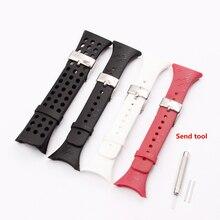 Watches Accessories For Suunto M-Series m1 m2 m3 m4 m5 Men's and women's rubber straps