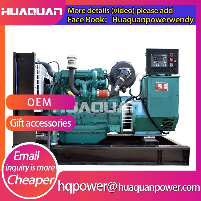 50kw 60kva weichai duetz generador de motor diesel