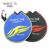 huisheng dirty resistant and wear resistant table tennis racket cover ping pong racket semicircular racket cover