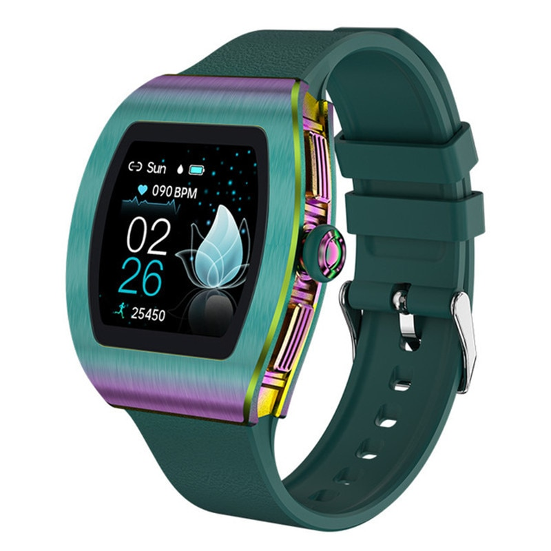 M13 Smart Watch Women Android Heart Rate Monitor Female Physiological Symptoms Weather Push IP68 Smartwatch For Iphone Ios Andro