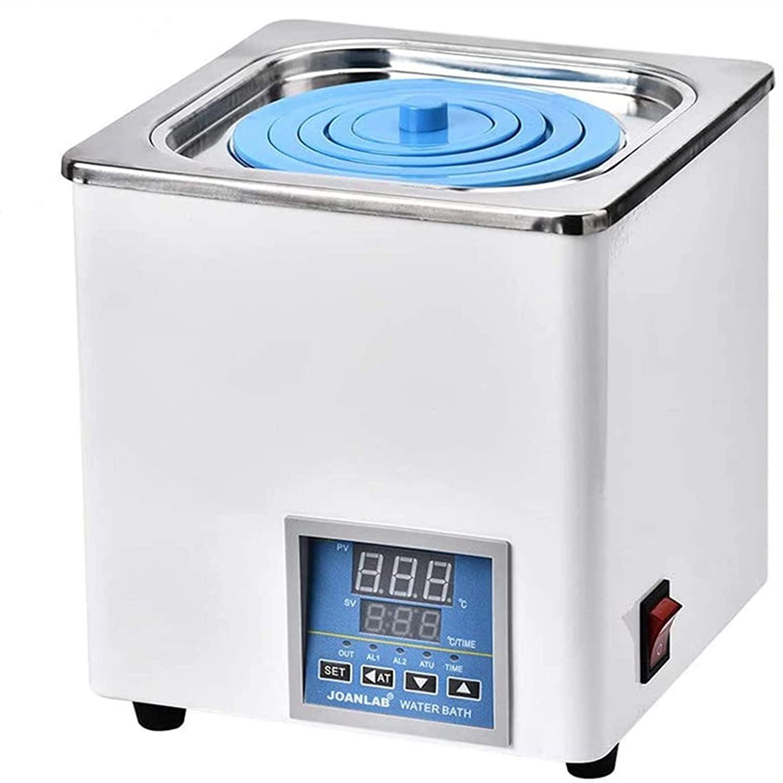 Banho de Água Constante com Display Elétrico com Temperatura de Abertura Digital Termostática Selecionável