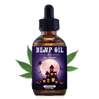 Minch 30ML CBD Hemp Pain Relief Oil Natural Skin Oil Anxiety Sleep Anti Inflammatory Extract Drop Hemp Seed Oil For Better Sleep