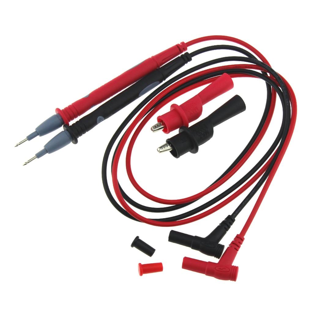 PT1003 20A sonda Universal cables de prueba multímetro probador Cable de lápiz de sonda de plomo