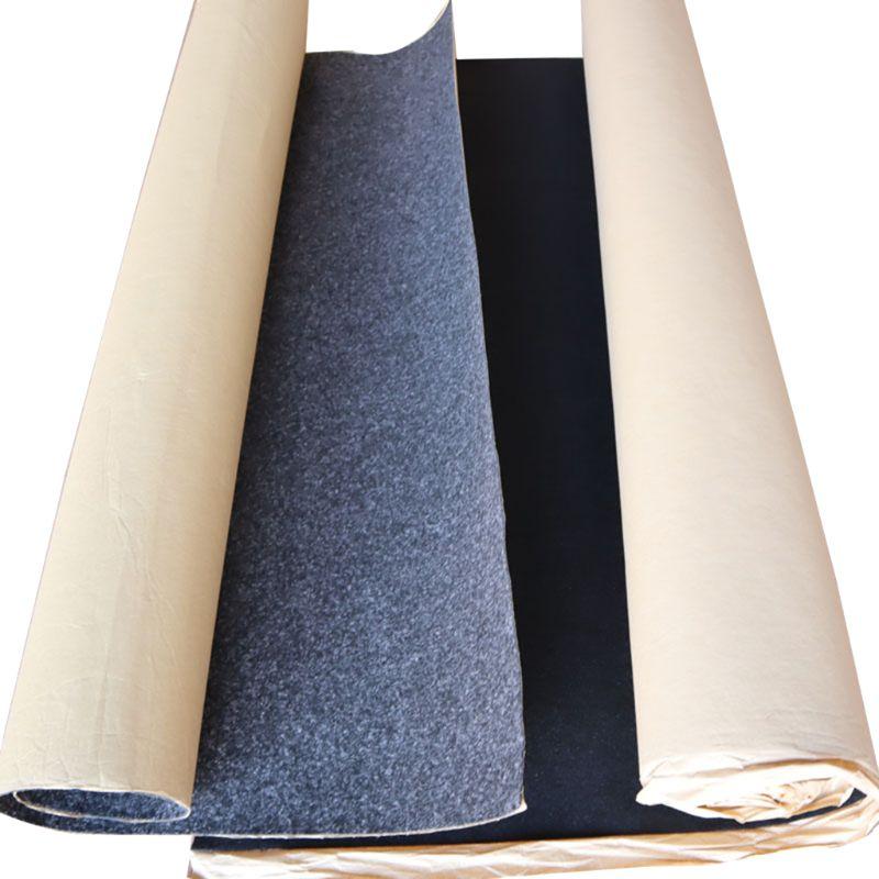 1x1m Subwoofer Speaker Felt Flannel Sound-absorbing DIY Self-adhesive Cloth Speaker Accessories